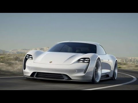 Porsche's all-electric evolution: from sketch to Mission E concept to Porsche Taycan