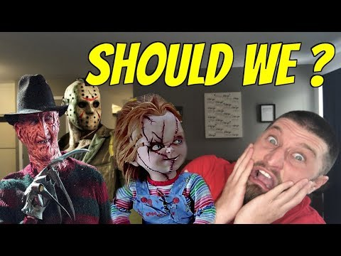 Should a Christian Watch Horror Movies?