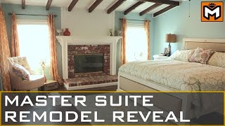 Master Suite Remodel Revealed