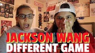 Jackson Wang 'Different Game' MV ft. Gucci Mane REACTION!!!