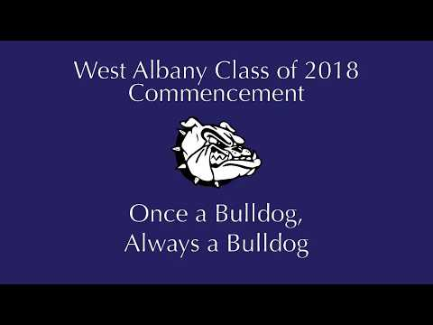 West Albany 2018 Graduation
