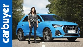 Audi Q3 SUV 2020 in-depth review - Carbuyer