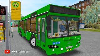 OMSI 2 – MAZ-103.486 [Restyling-Bonus] Nizhny Novgorod, City Route line 47