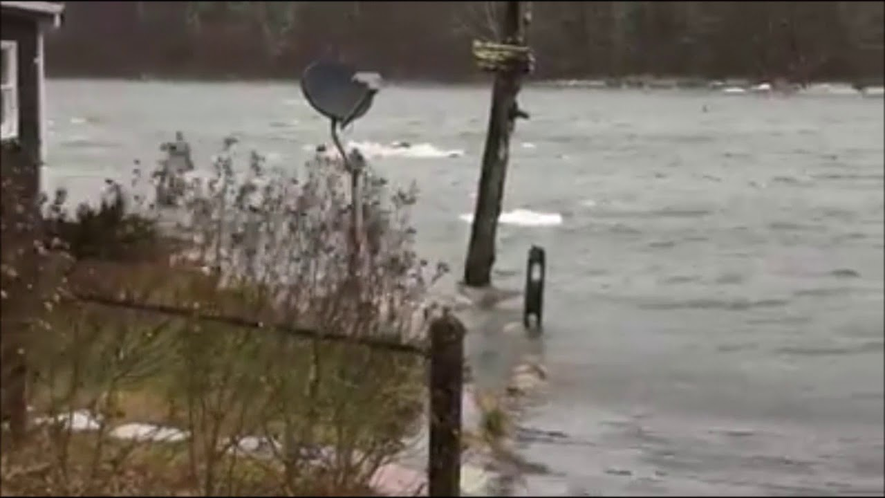 SPECIAL REPORT: Nor'easter brings major coastal flooding
