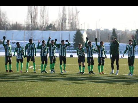 SportHíradó: Ferencváros 5-0 BKV Előre