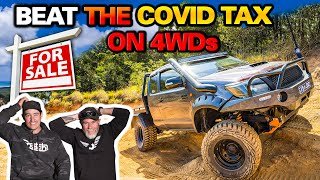 HOW TO AVOID CROWDED CAMPSITES & 4WD PRICE HIKES caused by COVID-19