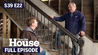 This Old House | Rough Plumbing (S39 E22) FULL EPISODE