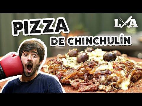 Pizza de Chinchulin a la Parrilla - Receta de Locos X el Asado