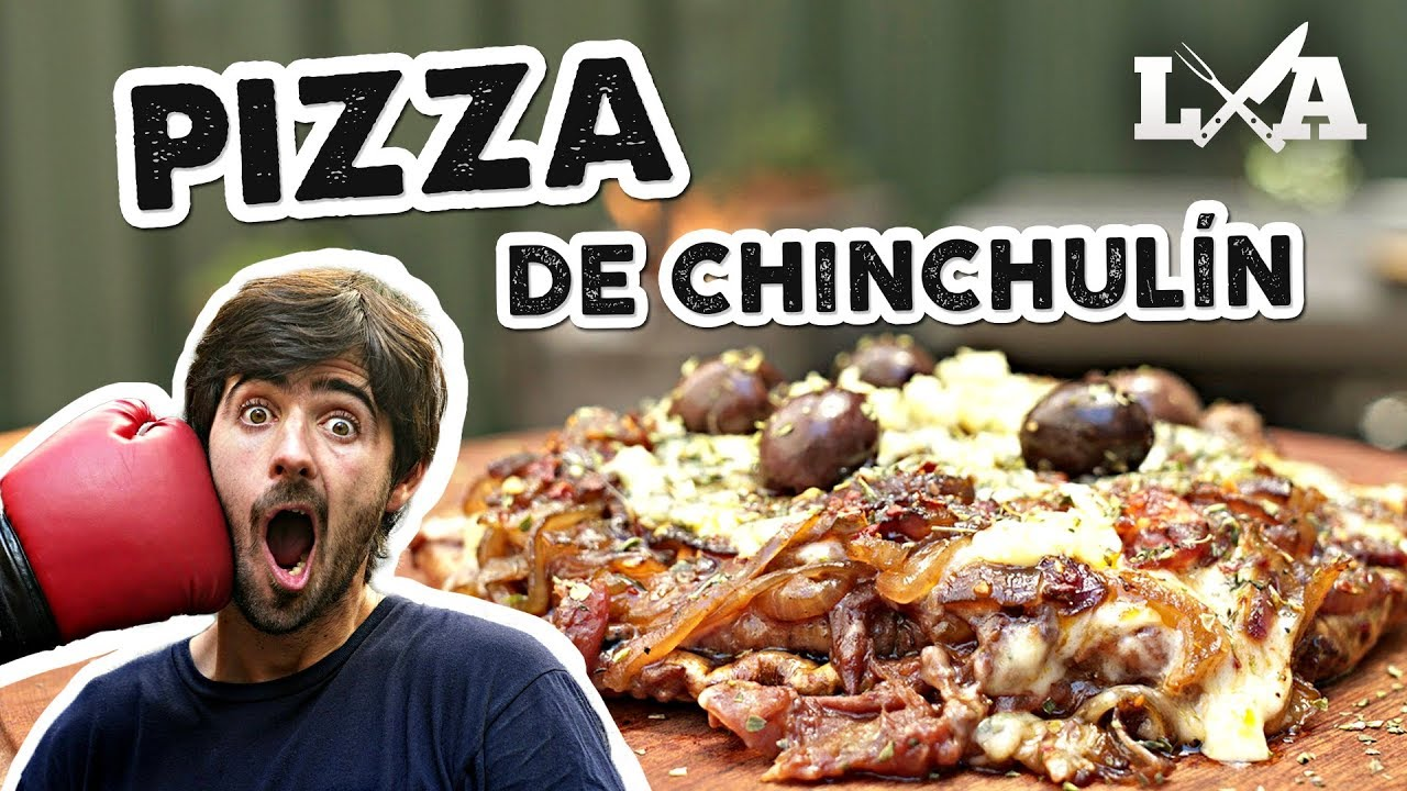 Receta de pizza youtube