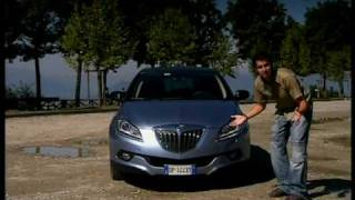 Nuova Lancia Delta a Fifth Gear