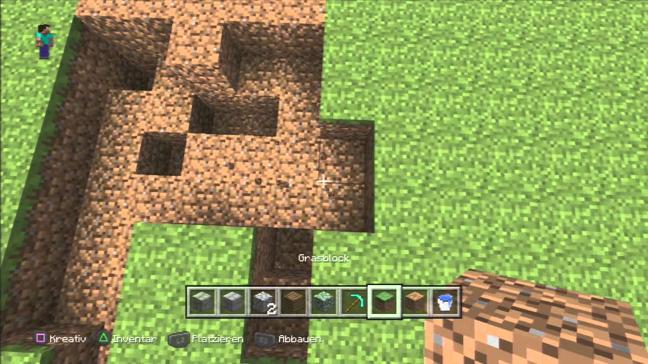 minecraft kreativ modus