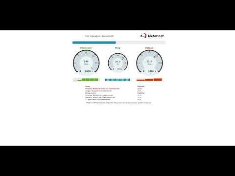 Telekom 5G - meter.net - Speed Test