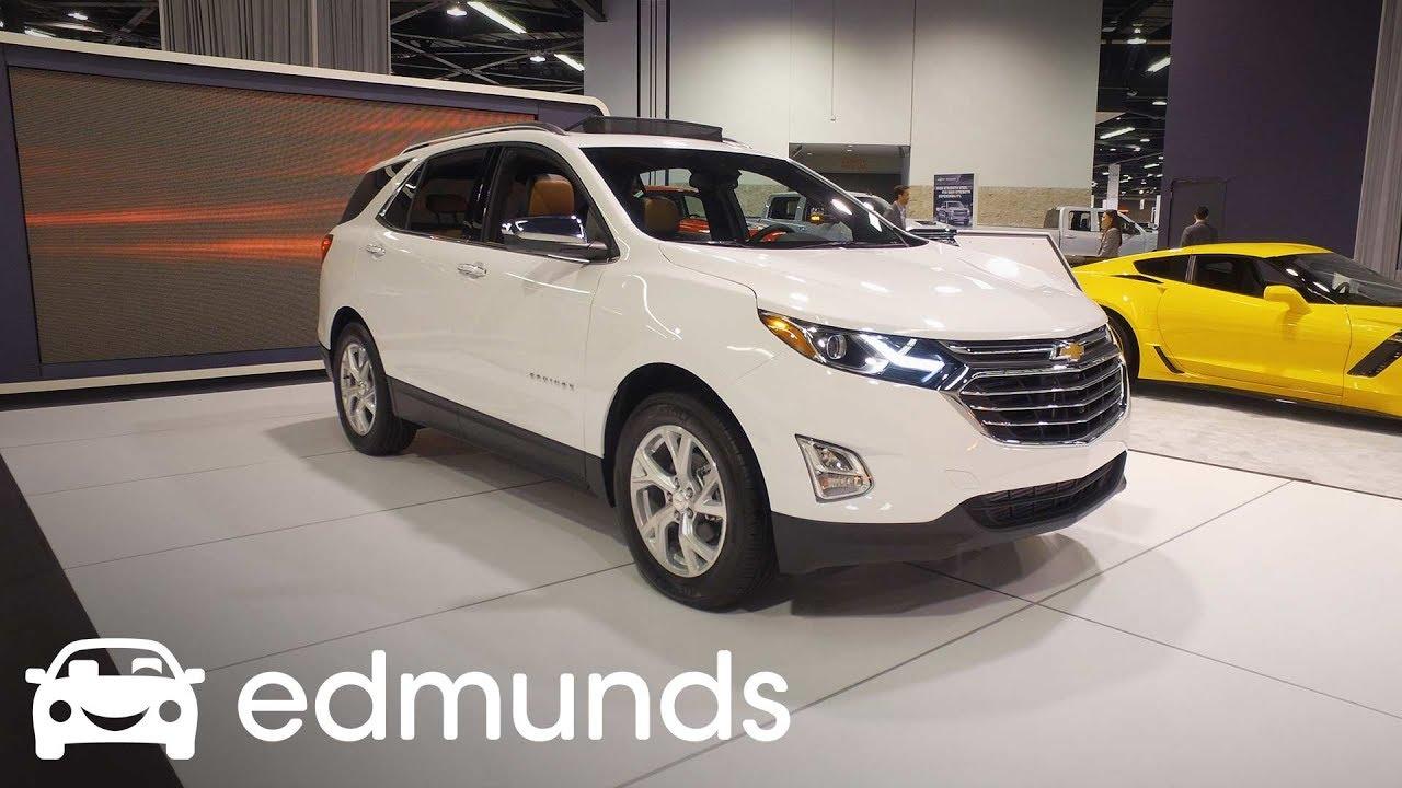 2018 Chevrolet Equinox Review Ratings