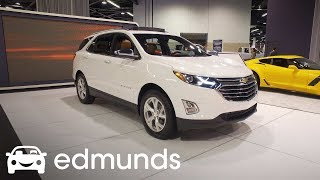 2018 Chevrolet Equinox Features Rundown