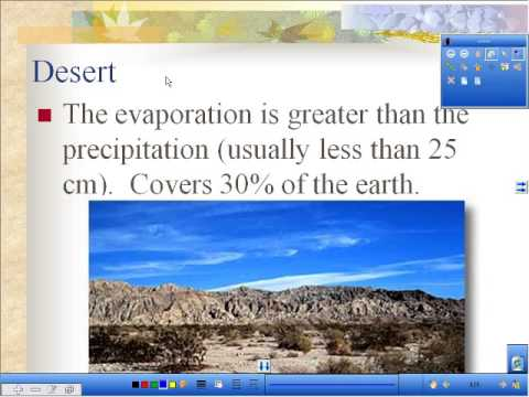 terrestrial ecology notes 5