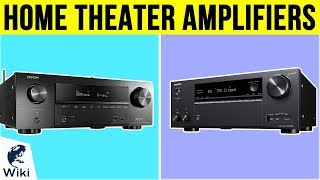 10 Best Home Theater Amplifier…