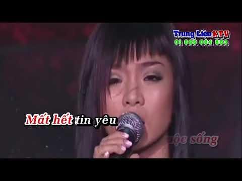 Karaoke Thôi Đừng Chiêm Bao   Full Beat   Lệ Quyên
