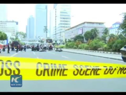 Jakarta terror attack: Intelligence chief urges to revise law