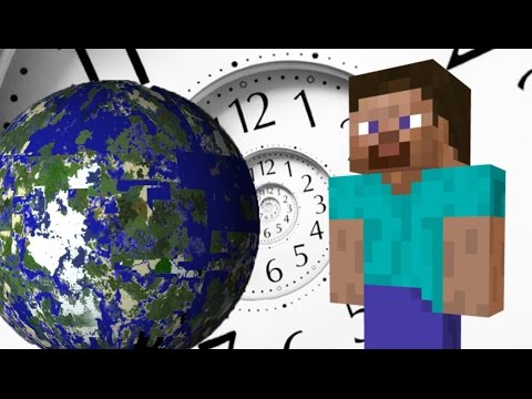 When and Where is Minecraft Set (Minecraft Theory)