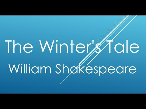 The Winter's Tale by William Shakespeare (Book Reading, British English Male Voice)