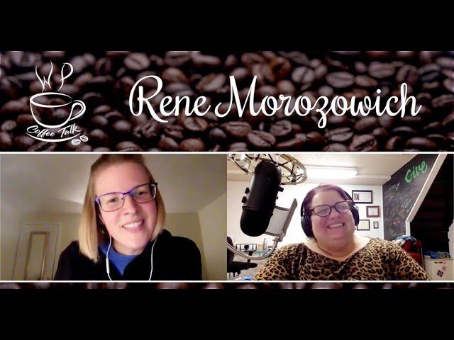 WPCoffeeTalk: Rene Morozowich