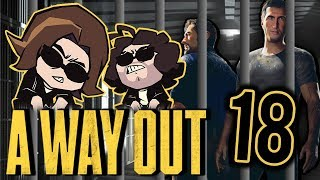 A Way Out: Sweet Shootout - PART 18 - Game Grumps
