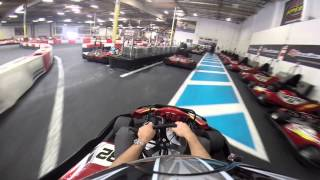 SmileGeneration | GoKarting with Michael Lewis | #SMILE4RACING