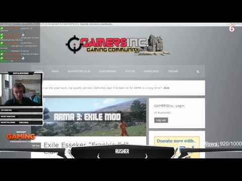 how to play arma 3 dayz exile mod