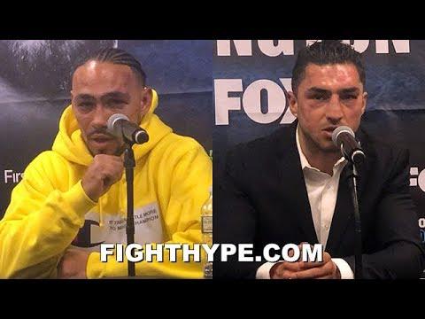 KEITH THURMAN VS. JOSESITO LOPEZ RAW & UNCUT POST-FIGHT PRESS CONFERENCE