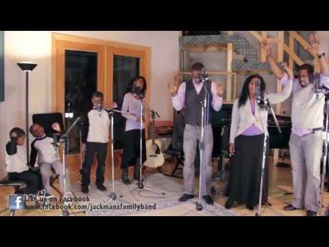 Our God Is Greater/Dieu Est Le Plus Grand (Jackmans Family Band)