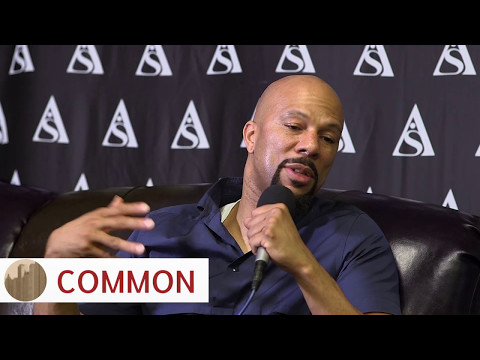 An Evening with Common: Full Interview