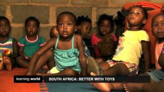 South Africa: Toys Boost Early Learning  Learning World S4e30, 1/3