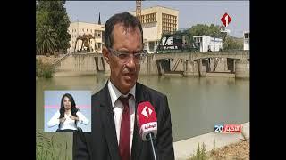 تونس : سد العروسية نفوق أسماك نتيجة تلوث مياه بفضلات غير معالجة