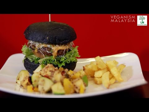 LN Fortunate Coffee Malaysia | Vegan Restaurant