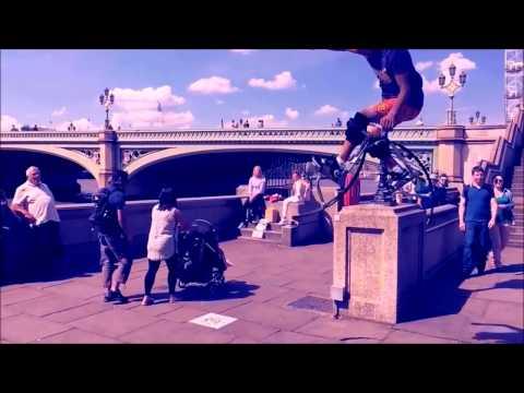 Karl Nova - Get Up And Move (Flash Mobbing) [Lyric Video]