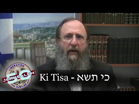 Weekly Torah Portion: Ki Tisa
