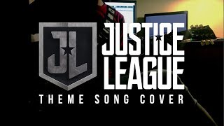 GODSMACK - COME TOGETHER (Justice League Theme Song Guitar Cover)