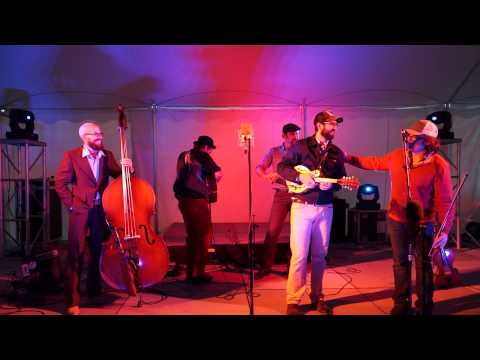The Steel Wheels at the Festy Experience 2012 with Jeremy Garrett