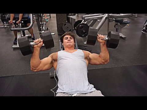 Jeff Seid Chest Mondays  Commentary