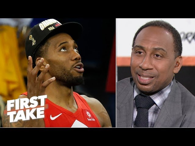 Stephen A.: Kawhi's Uncle Dennis' alleged free-agency requests violated the CBA   First Take