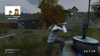 Quick spot of DayZ whilst Cy is dealing with a thing IRL