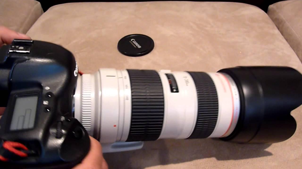 Canon EOS 1Ds Mark II 16.7 MP Digital SLR Camera - Black ...