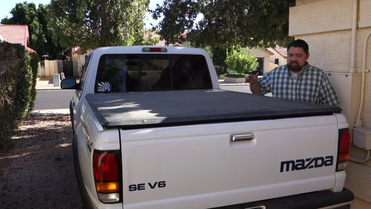 Tyger Trifold Tonneau Bed Cover 18 Month Follow Up Youtube