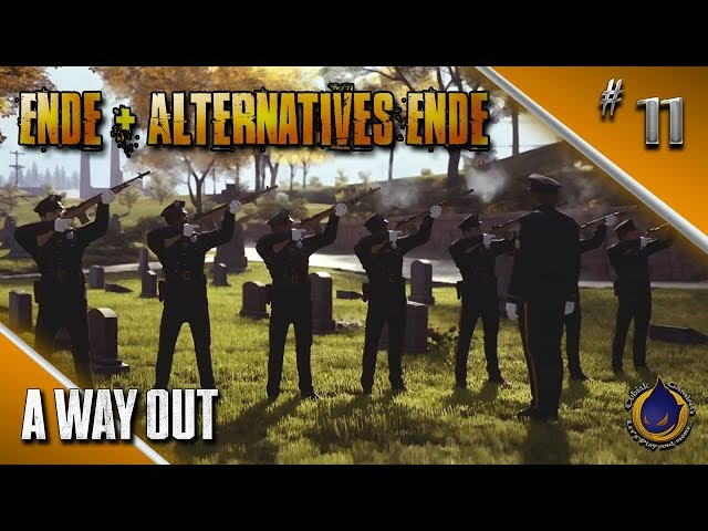 NO WAY OUT 🔫 Let's Play A WAY OUT #11 [Ende + Alternatives Ende]