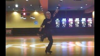 関連記事(related article): http://sk8dance.com/rollerdance/star-light Blog:http://sk8dance.com ローラースケート、インラインスケート ラウンドワン名古屋西春店(...