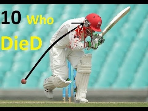 TOP 10 Cricketers Who Died While Playing Cricket!!!