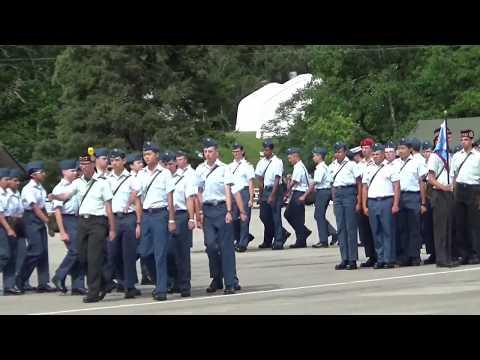 Blackdown Graduation Parade