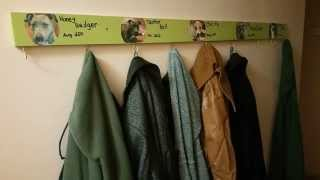 Diy Coat Rack How To