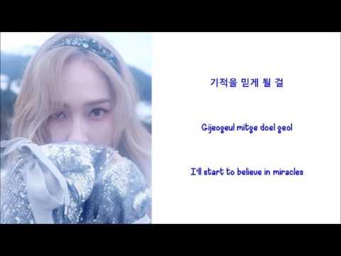 World of Dreams - Jessica Jung Lyrics [HAN+ROM+ENG]