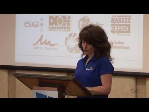 1re Conférence de presse du Tour cycliste de l'Abitibi 2013